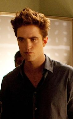 Breaking Dawn. Cranky Edward
