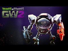 Plants vs Zombies Garden Warfare 2 Gameplay Trailer Game Gaming