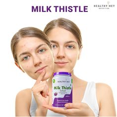 Healthy Hey provides world class nutritional supplements such as best whey protien powder, fish oil supplements, ashwagandha capsules and collagen supplements. Milk Thistle Extract, Acne Treatments, Skin Detox, Fish Oil, Acne Skin, Nutritional Supplements, Healthy Nutrition, Glowing Skin, Collagen
