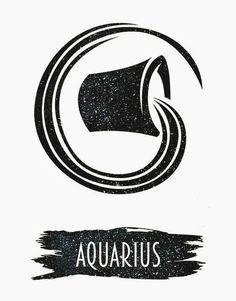 Best Aquarius tattoos for males