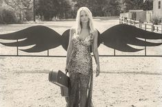 "Miranda Lambert's ""weight of these wings"" shot at junk gypsy world headquarters"