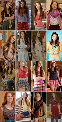 Character Fashion :: Marley Rose :: Glee...