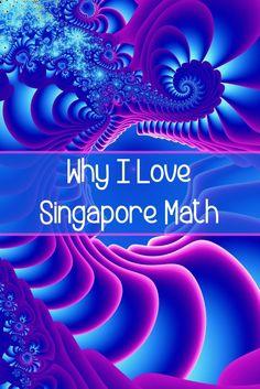 Why I Love Singapore Math!