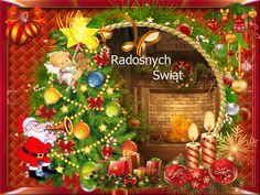 Święta Bożego Narodzenia: Animowane kartki życzeniami bożonarodzeniowymi Christmas Tree, Holiday Decor, Handmade, Crafts, Diy, Christmas, Teal Christmas Tree, Hand Made, Manualidades