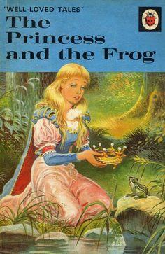 Bear Alley: Mario Capaldi - The Princess and the Frog (Ladybir...