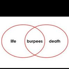 I don't always do burpees. But when I do, I sure as Sh*t don't do them for 7 minutes!
