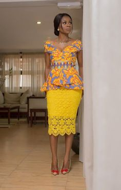 womenss african fashion are amazing Pic# 5962611468 Ankara Styles For Women, African Dresses For Women, African Attire, African Wear, African Fashion Dresses, African Women, Ghanaian Fashion, African Style, African Fashion Designers