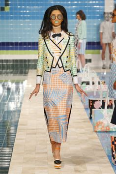 Thom Browne   Ready-to-Wear Spring 2017   Look 12