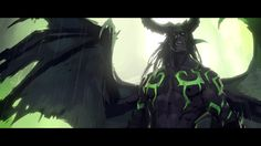 Harbingers: Illidan