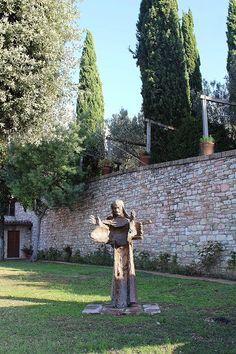 Assisi, Monasteries St. Bridget