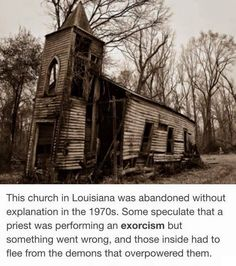 Eternal Devotion: 8 Abandoned Churches and Cemeteries Abandoned Churches, Old Churches, Abandoned Mansions, Abandoned Places, Abandoned Property, Places Around The World, Around The Worlds, Temple, Old Country Churches