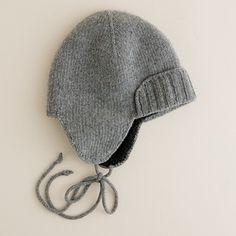 knit trapper