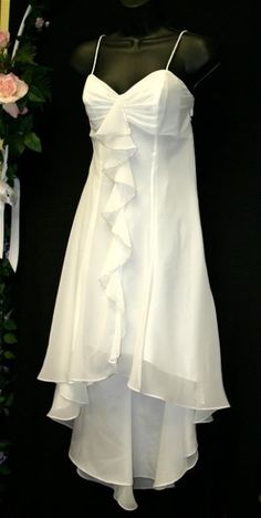 Dress for Vow Renewal at the beach? If we ever due renew our vows this dress would be it