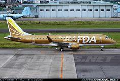 Embraer 175STD (ERJ-170-200STD) aircraft picture