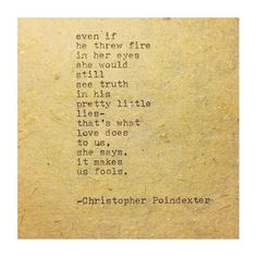 The Blooming of Madness poem #67 written By Christopher Poindexter