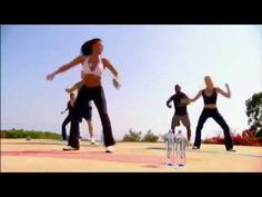 Mel B - 20 minutowy trening całego ciała - YouTube