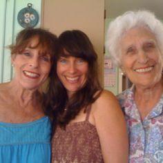 My mom (Diana), my sister (Suzanne) and my Grandma Iantosca 2011.