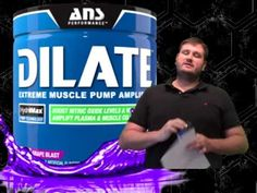 ANS Performance Dilate Powder Review