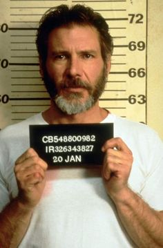 'The Fugitive' - Harrison Ford 1993