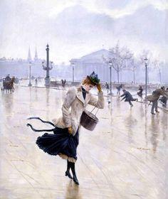 Pintor Frances, Jean Béraud