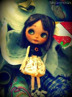 Basaak doll. Caty en Telas Bego Basauri.