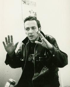 The Future Is Unwritten, Joe Strummer, The Clash, Beautiful Soul, Pretty Face, Graham, Tartan, Believe, Iron