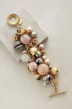 Septime Charm Bracelet - anthropologie.com