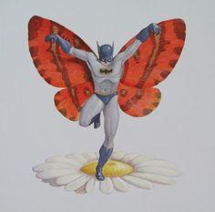 Bat-terflai - Vanni Cuoghi, 2006
