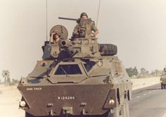Ratel 90 ICV somewhere in Ovamboland Military Photos, Military History, Once Were Warriors, Airborne Ranger, South African Air Force, South Afrika, Army Day, Defence Force, Army Vehicles