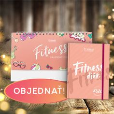 Fit DUO na rok 2020 – Fitness diár + Fitness kalendár - Fitshaker Good Food, Parenting, Fitness, Excercise, Raising Kids, Healthy Food, Health Fitness, Childcare, Eat Right