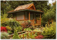 Build a Japanese Tea House - japanese path