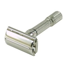 "Grandpa L. used a double edge razor to shave.  The Gillette ""Fatboy"" Adjustable Safety Razor is one if the most highly sought after Vintage Safety Razors by collectors, and is getting harder to find in good original condition."