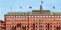 Grand Hotel, Stockholm, Sweden