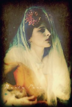 Veiled 11x14 inches Photographic Portrait of a by MerlePaceArts, $45.00