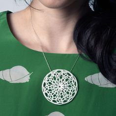 Nervous System | Shop | Cell Cycle | Cellular Pendant