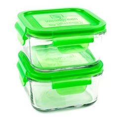 Wean Green Lunch Cubes Glass Food Containers, Pea by Wean Green, http://www.amazon.com/dp/B00BH0SI2O/ref=cm_sw_r_pi_dp_GDPfsb1R5519A