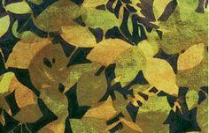 Elm leaf Cuba 1960