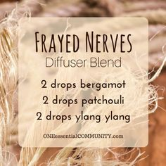 Have frayed nerves?