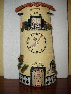 tejas decoradas andalucia (2) | Aprender manualidades es facilisimo.com