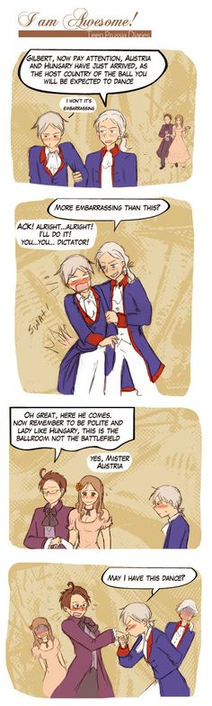 Prussia diary of awesome 4