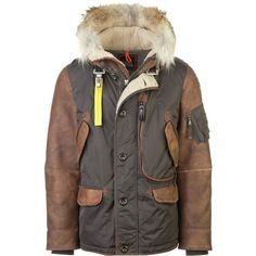 Parajumpers Right Hand Special Down Jacket - Men's ($2,121) ❤ liked on Polyvore featuring men's fashion, men's clothing, men's outerwear and men's jackets