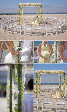 Becca and James: San Diego beach wedding part 1   San Diego Wedding Blog