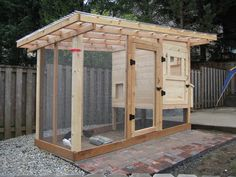 Backyard chickens are great at eating kitchen scraps and bugs in the garden (and providing free eggs in return), but they do need somewhere safe at night, from predatory animals. That's why a chicken coop is important if youhavechickens in your yard. Here's ahomemade coop that impressed us and which you might also like... This coop has a great design that makes it easier for owners to tend to the chickens. Its walls are made with hardware cloth, providing great ventilation inside t...