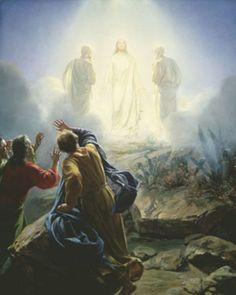 Transfiguration - Carl Bloch