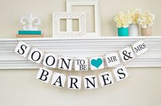 Nautical Engagement Banner, Soon to Be Banner, Nautical Engagement Party Decor, Engagement Party Ideas, Bridal Shower Decor Nautical Engagement, Engagement Banner, Engagement Party Decorations, Bridal Shower Decorations, Engagement Parties, Bridal Shower Banners, Surprise Engagement, Engagement Ideas, Engagement Photos