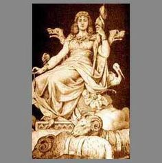 Frigg is one of the foremost goddesses of Norse mythology. She is the patron of marriage and motherhood, and the goddess of love and fertility.