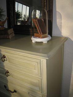 DIY Annie Sloan Chalk Paint Furniture Update