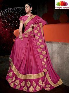 Anagha Sarees Soft silk Designer Soft Silk Saree - Peacock Blue  ANA_485