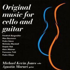 Original Music for Cello and Guitar: Michael Kevin Jones - Agustín Maruri: MP3 Downloads