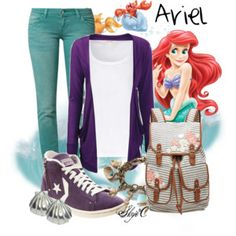 Ariel - Spring - Disney's The Little Mermaid